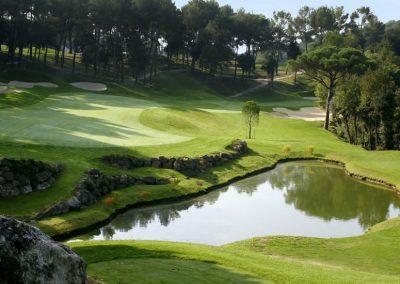 Golf Day at Royal Mougins Golf Club