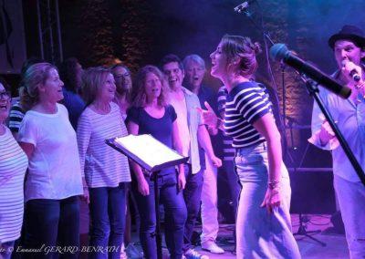 The Big Blaze Chorus Concert