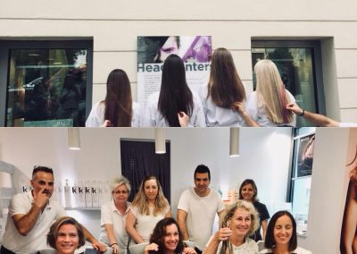 Sponsored Hair Cut and Donation