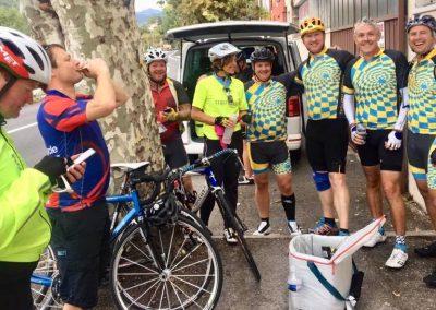 2018 Mimosa Bike Ride