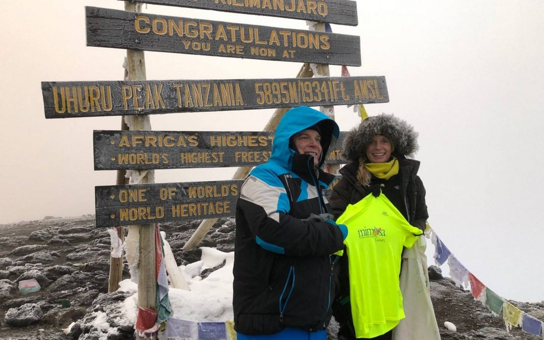 Mount Kilimanjaro Ascent 2018