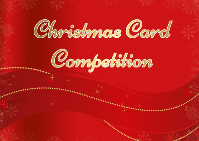 Christmas Card Competition Time