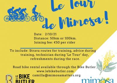 Le Tour de Mimosa